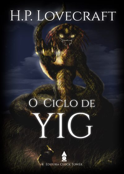 Capa O CICLO DE YIG